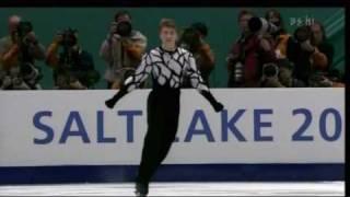 Alexei Yagudin - 2002 Olympics - Short Program - Winter (in Japan, perfect quality).avi