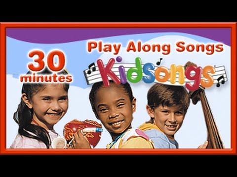 Play Along Songs Kidsongs | Three Little Fishies | Kids Counting Songs part 4 | Disney | PBS Kids TV