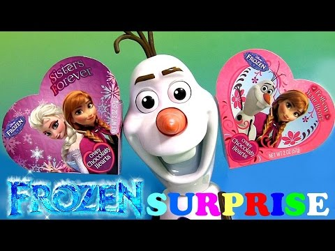 Play Doh Valentines Day Surprise Boxes  E2 9d A4 Disney Frozen Olaf A Lot Barbie Mylittlepony Hellokitty Youtube