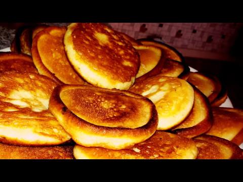 Seher yemeyi. ( Puf puf qabaran Pankek. Oladi. Bilin.) thumbnail