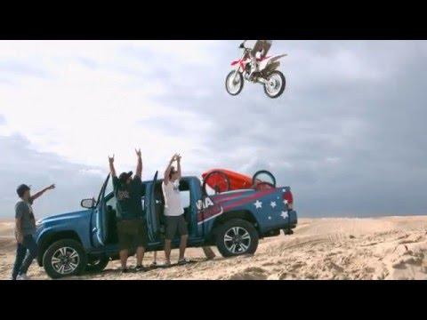 Nitro Circus x '47: A New Action Sports Partnership Takes Flight