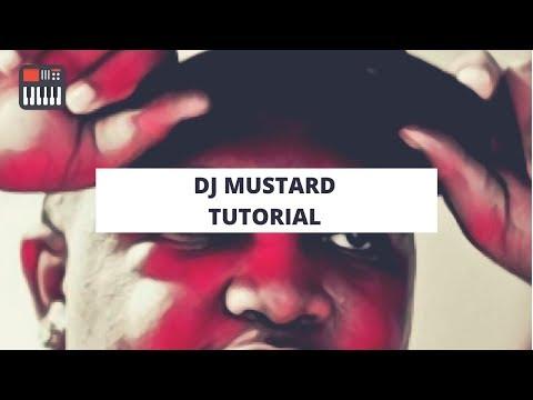 Making A Custom [DJ Mustard Type] Beat For Local Rap Artist