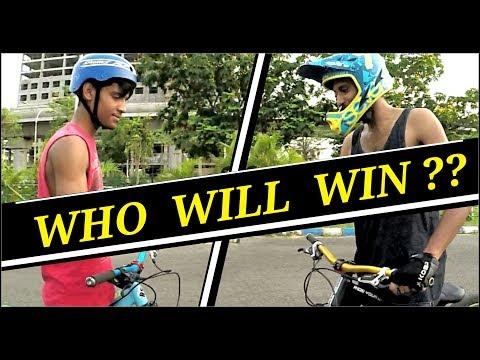 THE BATTLE | Infinity Riderzz Kolkata | MTB Stunts 2018