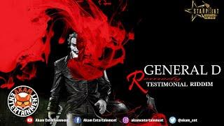 General D - Remedy [Testimonial Riddim] March 2020