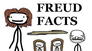 Surprising Facts About Sigmund Freud