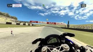 SBK 11 Gameplay HD