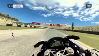 SBK 11 Gameplay HD