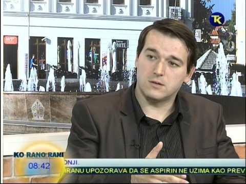 CEO konferencija u Tuzli (Jutarnji program RTVTK)