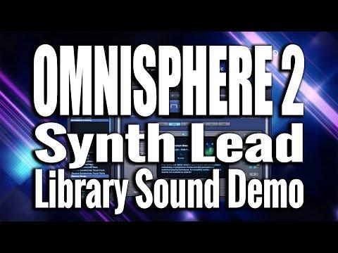 Omnisphere 2 - Synth Lead - Sound Demo 04