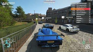 Forza Horizon 4 - Maserati MC12 Versione Corsa is Trash in S2-Class [Custom Adventure]