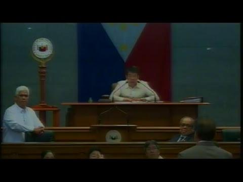 Senate Session No. 17 (September 5, 2017)