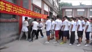 Chen Village Chen Taijiquan Training (1/2)