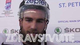 «Чемпионат мира по хоккею 2016» — иностранные хокк...