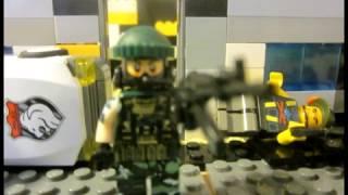 Ограбление банка LEGO