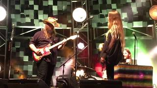 Chris Stapleton- Anderson East- Brent Cobb- All American Road Show- July 22, 2017- Bristow VA.