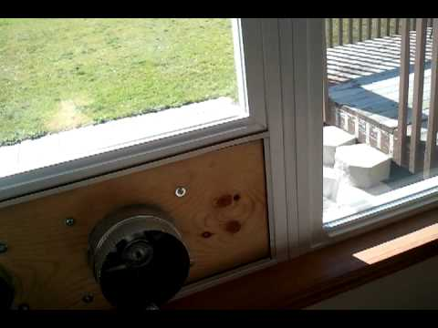 My Active Solar Heater