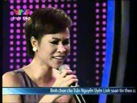 Gala 9 Vietnam Idol - Cảm ơn tình yêu - Trần Nguyễn Uyên Linh.flv