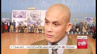 LEMAR News 27 March 2016 /۸ د لمر خبرونه ۱۳۹۵ د وري