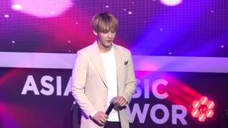 Video [Fancam] BTOB : Minhyuk - It's Okay, A.M.N Showcase @ DMC Festival 2016 download MP3, 3GP, MP4, WEBM, AVI, FLV Juni 2018