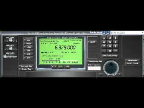 4XZ on 6379 kHz (Israeli Navy) via globaltuners.com