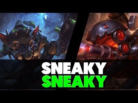 C9 Sneaky   SNEAKY SNEAKY