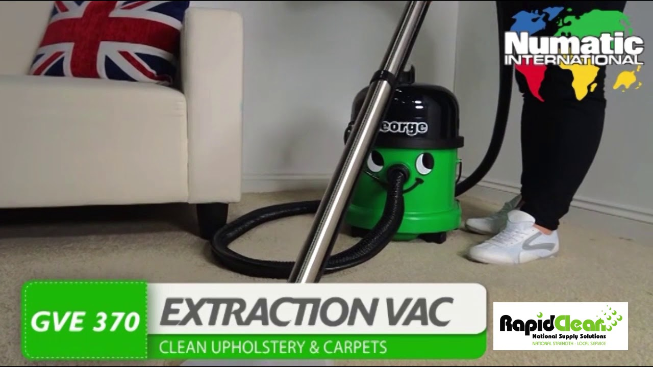 Numatic George 4 In 1 Vac | RapidClean National Supply Solutions