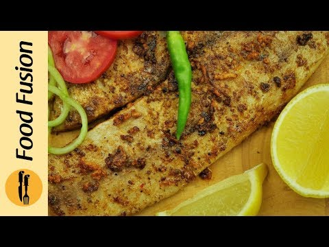 Grilled Fish Recipe By Food Fusion