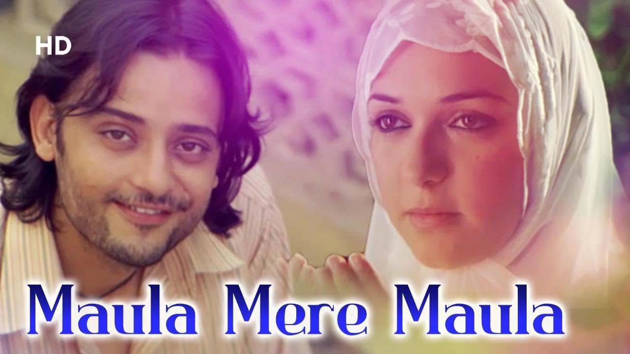 Download मौला मेरे मौला | Maula Mere Maula | Anwar (2007) | Siddharth Koirala | Nauheed Cyrusi | Best Song
