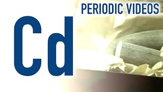 Cadmium - Periodic Table of Videos