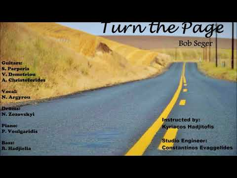 Turn the Page (cover)