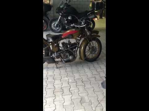 Motosacoche 750 V2
