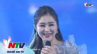 Hương Tràm hát live Dân ca Nghệ Tĩnh cực hay | Nghệ An TV
