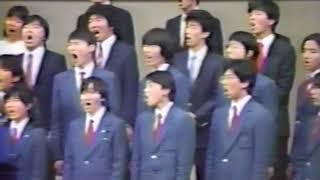 混声合唱組曲「筑後川」 5 . 河口 ―  團 伊玖磨