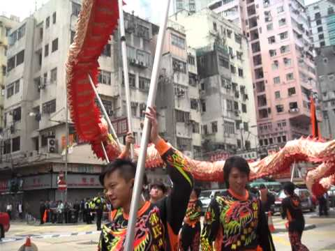 Parade v.14 dragon Travel Video