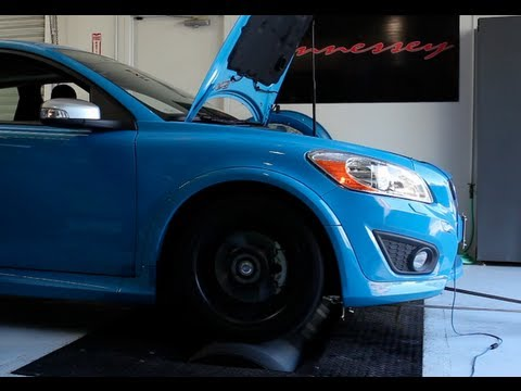 Volvo C30 Polestar Review + Dyno Test