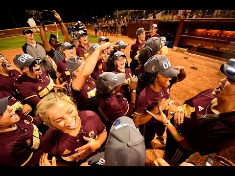 Highlight: Arizona State advances to first WCWS since 2013 by sweeping South Carolina