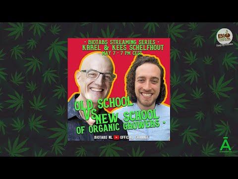 Old School vs New School of Organic Growers | Karel & Kees Schelfhout