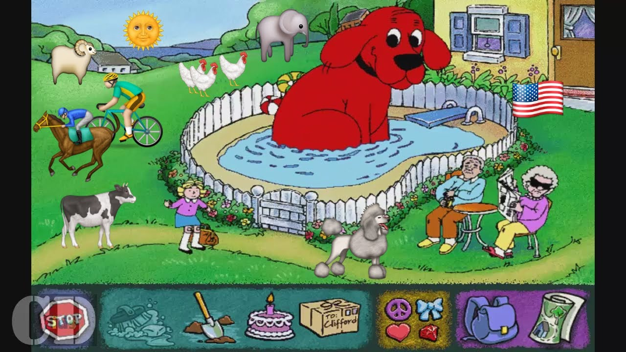 Clifford The Big Red Dog Youtube