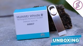 Huawei Whistle Headset Unboxing || Quick Review