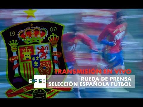 Rueda de prensa de los jugadores Javi Martínez y Gerard Deulofeu de la Selección Española de fútbol
