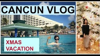 Cancun Vlog | Travel with young child |坎昆带娃旅行 | 穿搭日记