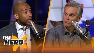 Dahntay Jones on LeBron's mindset in L.A., what could draw Durant to the Knicks | NBA | THE HERD