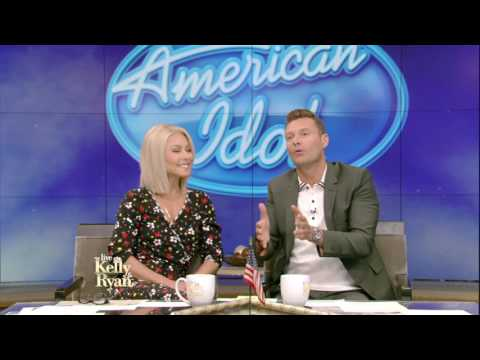 "Ryan Seacrest Announces Return To ""American Idol"""