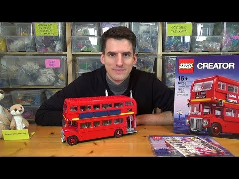LEGO® Creator Expert 10258 - Routemaster London Bus
