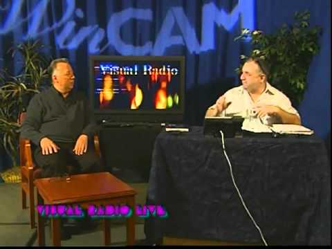 Richie Sarno on Visual Radio with Joe Viglione Pt 1 March 15, 2011