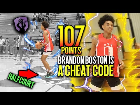 d95c8c4134c8 BJ Boston DROPS 107 Points IN ONE DAY!!! Best Scorer in THE COUNTRY
