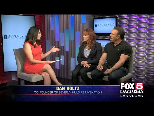 BHRC on Fox Morning Show featuring Regenerative Cell Therapy | Beverly Hills Rejuvenation Center