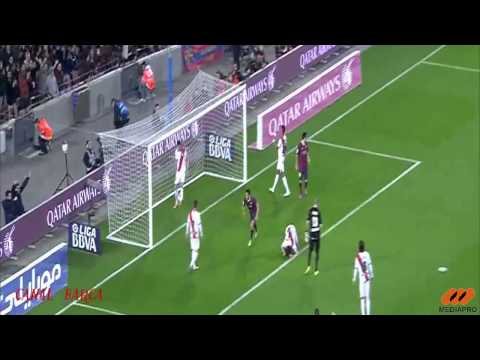 FC Barcelona vs Rayo Vallecano 6-0 All goals and highlights HD