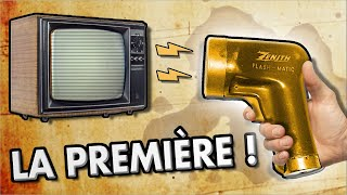 L'INVENTION DE LA TÉLÉCOMMANDE 📺 (ft El Nox)