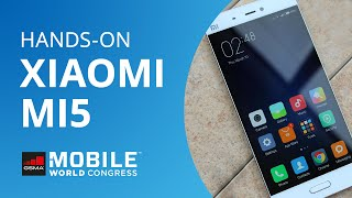 Xiaomi Mi 5: brincamos com o novo top de linha da chinesa [Hands-on | MWC 2016]